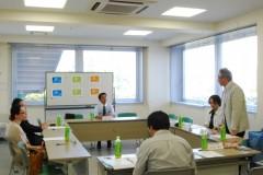 同窓会新監事 須藤学生部長からご挨拶