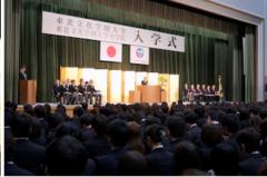 平成28年入学式①